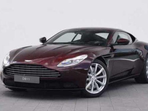 Aston Martin DB11 V12 5.2 bi-turbo #Divine Red#