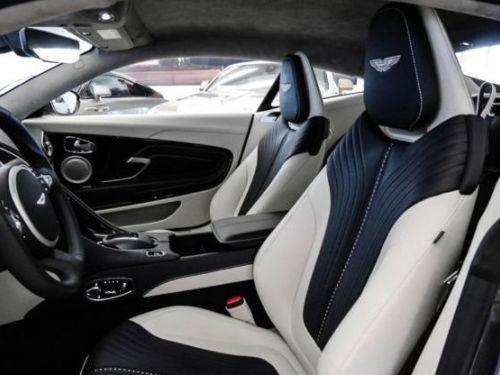 Aston Martin DB11 V12 5.2 bi-turbo #Exclusif#Cuir Ivory