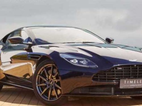 Aston Martin DB11 V12 5.2 Launch Edition