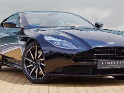 Aston Martin DB11 V12 TOUCHTRONIC 3 BLACK PACK