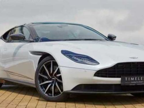 Aston Martin DB11 V8 4.0 biturbo 510 CV /Cuir Indigo Blue
