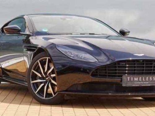 Aston Martin DB11 V8 TOUCHTRONIC 3