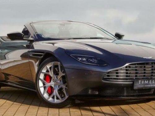 Aston Martin DB11 Volante 4.0 V8 bi-turbo