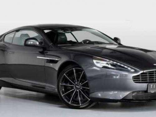 Aston Martin DB9 GT BODYPACK BLACK