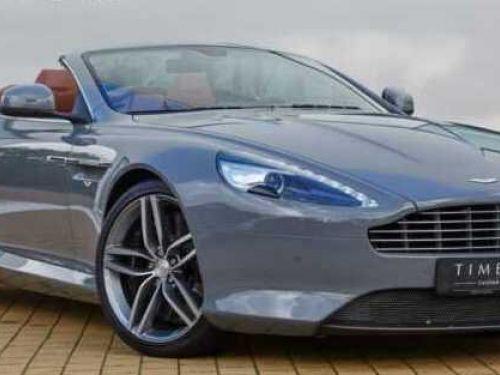 Aston Martin DB9 TOUCHTRONIC 2 Pack Carbone intérieur
