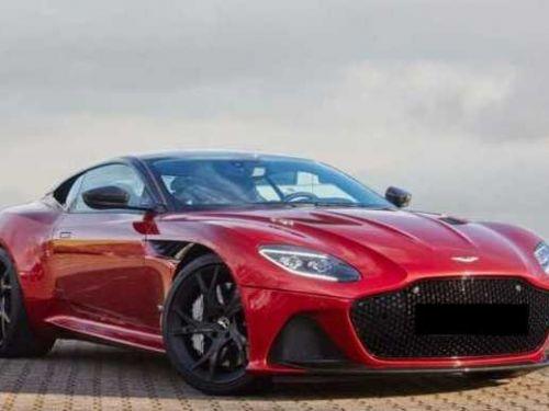 Aston Martin DBS SUPERLEGGERA # Hyper Red AML Special #