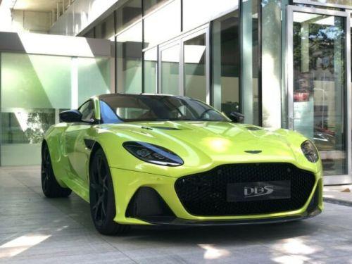 Aston Martin DBS SUPERLEGGERA Pack Q /Lime Essence AML Special