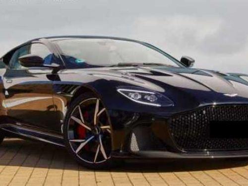 Aston Martin DBS SUPERLEGGERA V12 5.2 bi-turbo