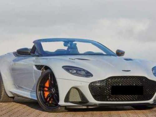 Aston Martin DBS SUPERLEGGERA # White Stone AML Special #