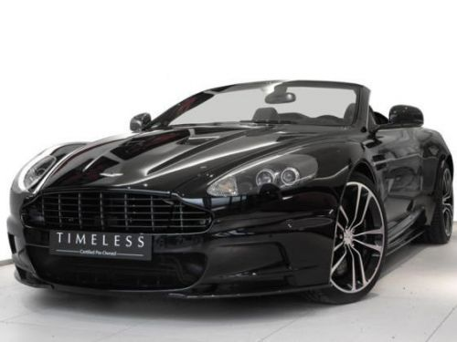 Aston Martin DBS Volante LIMITED EDITION ULTIMATE/COLLECTOR