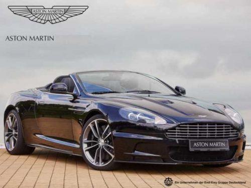 Aston Martin DBS Volante #TOUCHTRONIC#B&O 1000W