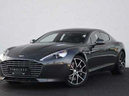 Aston Martin RAPIDE S /Seat Entertainment