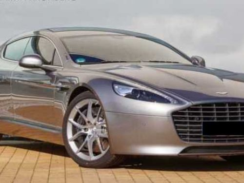 Aston Martin RAPIDE S Touchtronic 3 / Boîte ZF 8 rapports