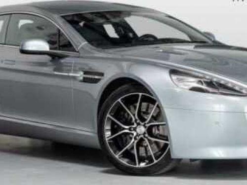 Aston Martin RAPIDE S TOUCHTRONIC III BVA 8 rapports