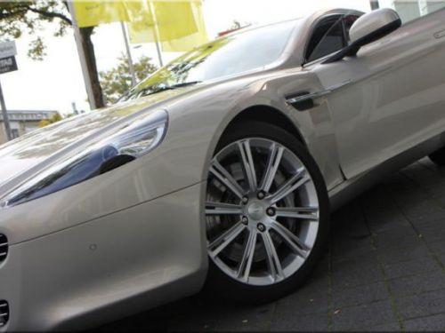 Aston Martin RAPIDE SIEGES VENTILES#CHAUFFANTS  AVANT+ARRIÈRE