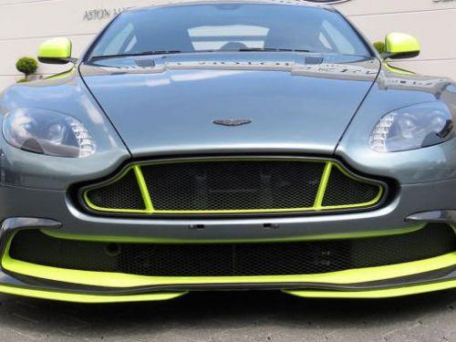 Aston Martin V6 Vantage GT8 OFFICIAL LAUNCH CAR