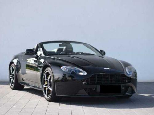Aston Martin V8 Vantage N430 Roadster Sportshift BLACK LOOK