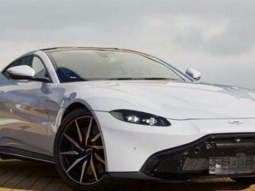 Aston Martin V8 Vantage New Model