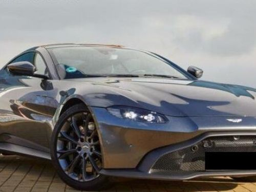 Aston Martin V8 Vantage New Vantage