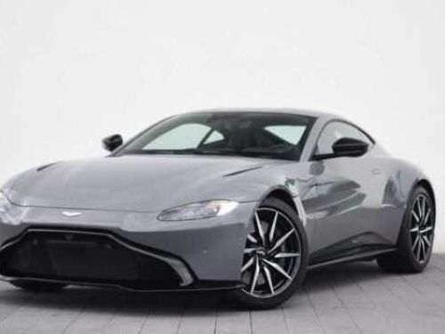 Aston Martin V8 Vantage New Vantage / Black Pack