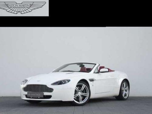 Aston Martin V8 Vantage ROADSTER SPORSHIFT
