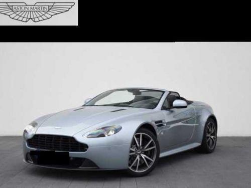 Aston Martin V8 Vantage S N430 ROADSTER SPORTSHIFT