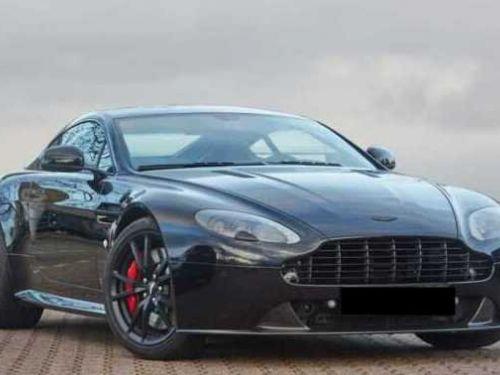 Aston Martin V8 Vantage S Q SPECIALE EDITION # Modèle personnalisé #