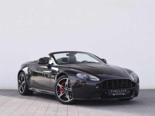 Aston Martin V8 Vantage S ROADSTER LIMITED EDITION