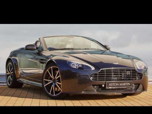 Aston Martin V8 Vantage S ROADSTER SP10