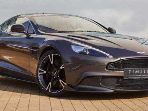 Aston Martin VANQUISH S THE NEW VANQUISH S