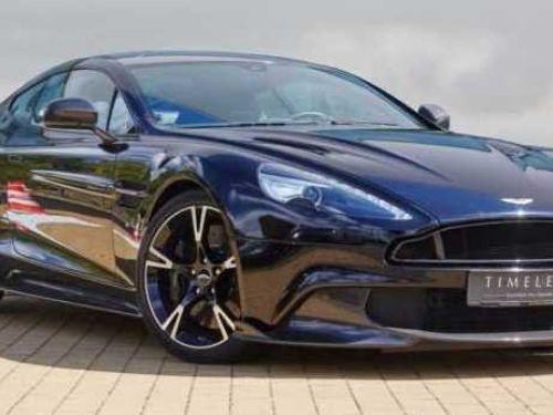Aston Martin VANQUISH S TOUCHRONIC III