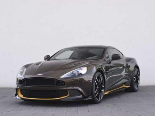 Aston Martin VANQUISH S TOUCHTRONIC 3