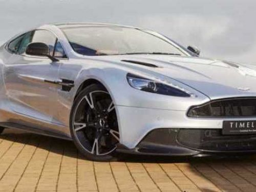 Aston Martin VANQUISH S TOUCHTRONIC 3 NEW GENERATION