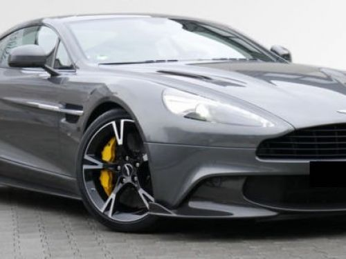 Aston Martin VANQUISH S TOUCTRONIC III 8 rapports