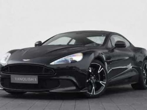 Aston Martin VANQUISH S V12 6.0 602 Ch TOUCHTRONIC 3