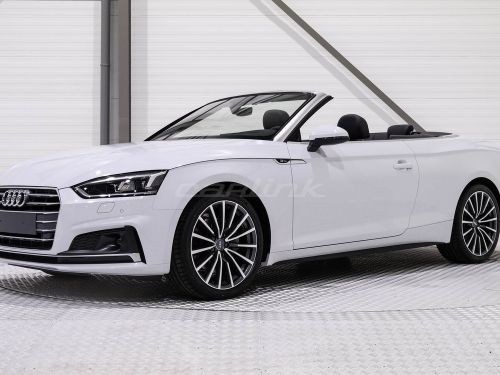 Audi A5 2.0l tdi cabriolet S-Line