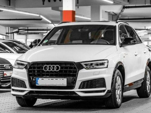 Audi Q3  2.0 TDI  150 S tronic S-line (02/2019)