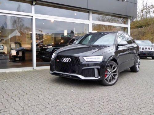 Audi RS Q3 pack performance