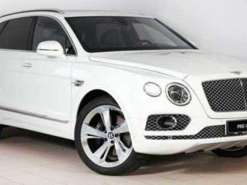 Bentley Bentayga Pack Mulliner