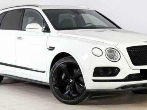 Bentley Bentayga V12 6.0 Onyx Black Specification