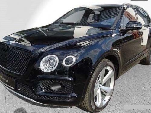 Bentley Bentayga V8 Blackline