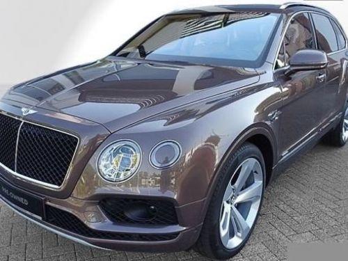 Bentley Bentayga V8 Intérieur Exclusif beige clair