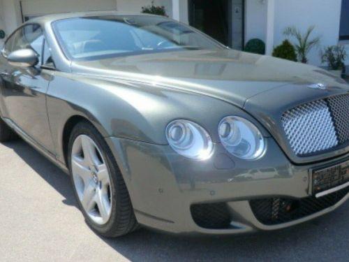 Bentley Continental GT 6.0 W12 BI-TURBO 560  Shadow Line ( 10/2008)