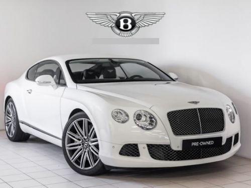 Bentley Continental GT Speed MULLINER/PACK CARBONE