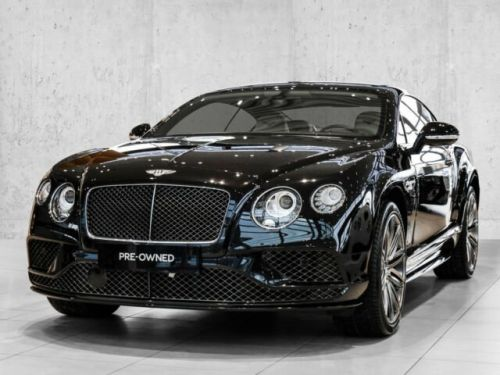 Bentley Continental GT Speed V12 6.0