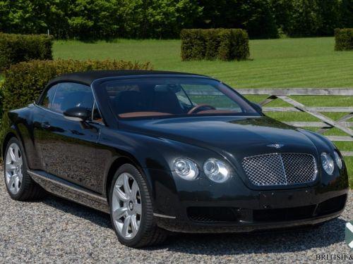 Bentley Continental GTC Bentley Continental GTC