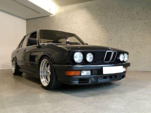 BMW Série 5 M 535i turbo 3.0l 24V 790cv