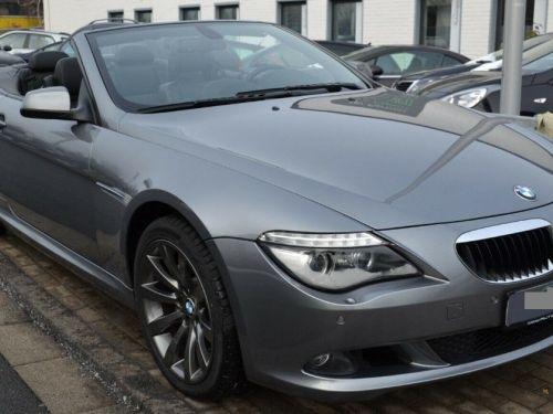 BMW Série 6 630I Aut 272 Cabriolet luxe (07/2010)