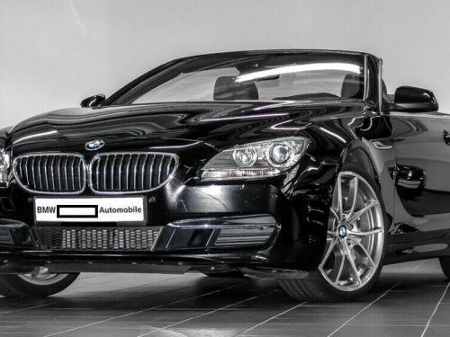 BMW Série 6  (F12) CABRIOLET 640D XDRIVE 313 EXCLUSIVE BVA8