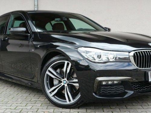 BMW Série 7 (G11) 730D XDRIVE 265 M SPORT BVA8 (05/2018)